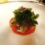 フラノ寶亭留 - 野菜と毛蟹