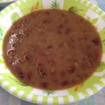 パウロズレストラン - フェイジョン(豆の煮込み)