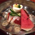 チェゴヤ - ビビン冷麺1500円