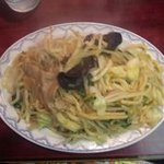 珍龍 - チャーメン  ¥680-