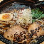 麺創房 玄 - 玄麺+煮玉子