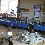 Lien - 陶器展示コーナー