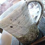 Lien - コーヒーはネルドリップ