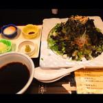 麺所 水野 - 新東京蕎麦夏味