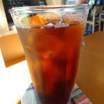 はの香 - ドリンク写真:アイスコーヒー【ニューギニア】¥450☆