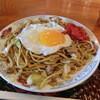 元祖 神谷焼きそば屋 - 料理写真:肉玉子(中)