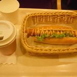 リトルマーメイド - 2014年7月 店内で食べられるセット