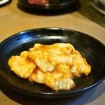 圭 - 2014.7 ホルモン(790円)味噌