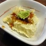 29124865 - そば豆腐の天ぷら