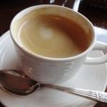 29125167 - セットのコーヒーは250円。