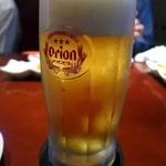海八 - オリオンビール中生