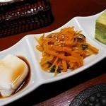 海八 - 前菜3種