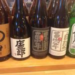 29127396 - 宮崎の焼酎が多いですね。