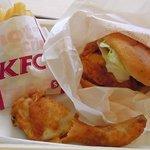 ケンタッキーフライドチキン - KFC 「サンドBOX」