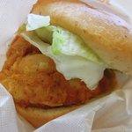 ケンタッキーフライドチキン - KFC 「フィレサンド」