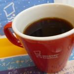 ミスタードーナツ - ホットコーヒー