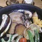 29129395 - 厳選野菜の盛り合わせ焼き