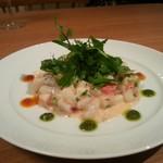 シュエットルージュ - 鮮魚のタルタル
