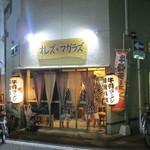 29130272 - 須崎町にある韓国料理の居酒屋さんです