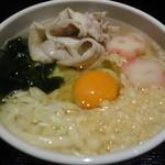 神楽坂 あい源 - あい源(うどん)
