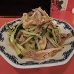 天津飯店 - 冷菜 H26.7
