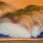 太郎兵衛寿司 - 松前鮨寿司