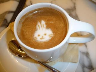 KEYUCA CAFE みなとみらい東急スクエア店 - 豆乳ラテ