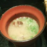 つぼみ - 味噌汁♪