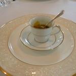 ラ ベルベーヌ - スープ