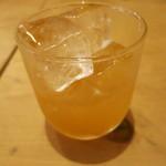 食道楽 - あら漉し梅酒