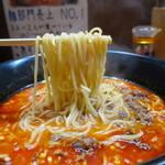 ジーマ - 食感の良い細麺