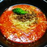 ジーマ - 担担麺(激辛)