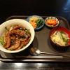 樹野ん - 料理写真:牛カルビ丼ランチ