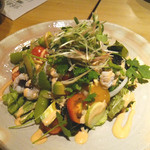 彩櫻 - アボカドのサラダ