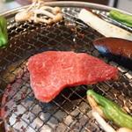 ユキアカリ - 特選赤身ステーキ