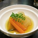 花菱 - 野菜の旨煮