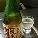 花菱 - 樽酒純米