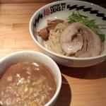 JAWS - つけ麺・750円