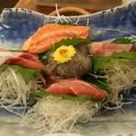 磯丸水産 歌舞伎町セントラルロード店 - 盛り合わせ
