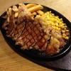 酒道場 陣屋 - 料理写真:黒毛和牛ステーキ(1,680円+税)2014年7月