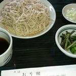 おり田 - 美味しそうなもり蕎麦