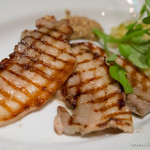 自由ヶ丘グリル - 塩漬け豚バラ肉のグリル【2014年6月】