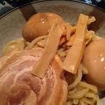 伊勢ラーメン88 - 2014.7.21 濃厚つけ麺 麺半分