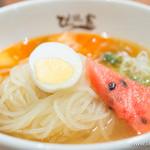 ぴょんぴょん舎  - 盛岡冷麺【2014年6月】