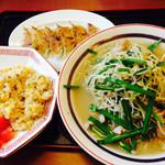 スミちゃんラーメン - 料理写真:ふと…食べたくなる時があるんです^^;