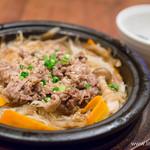 ぴょんぴょん舎  - 牛肉とオニオンたっぷりのプルコギ【2014年6月】