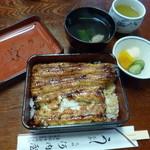 河内屋 - 料理写真:うな重(2,000円)