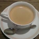 カフェ・ド・ラパン - コーヒー
