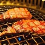 焼肉の古賀 - 料理写真:特選ヒレ♪焼き目バッチリ