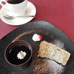 レストランフリアンディーズ - ランチのデザート